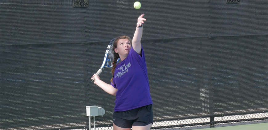 Women's Tennis Team Eliminated From ASC Championship Tournament