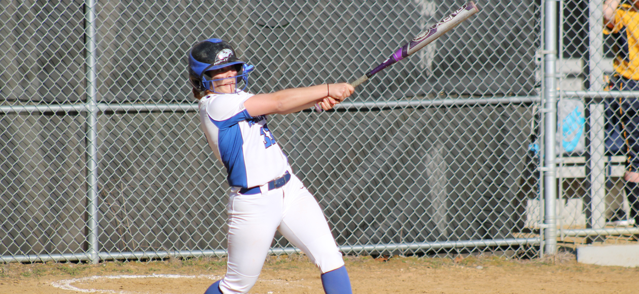 Wheelahan & VanAlphen Pace Softball To Sweep of Wildcats