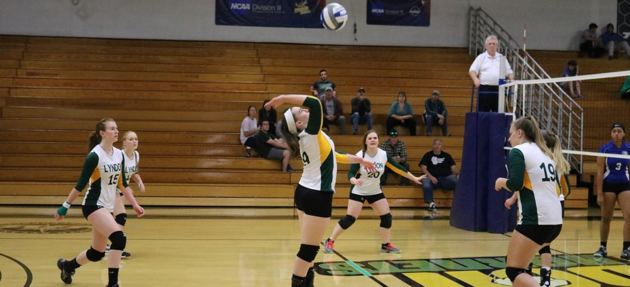 Hornets fall to Castleton in straight sets