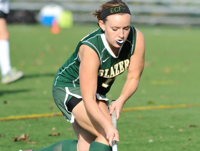 Field Hockey Delivers on Senior Day
