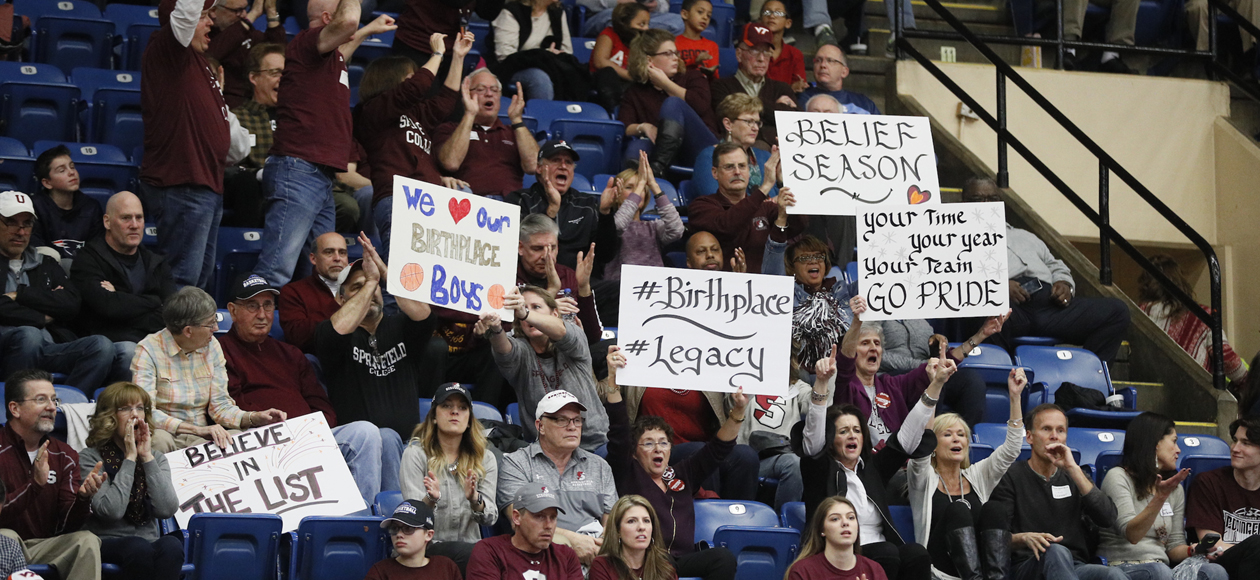 Springfield College To Celebrate Men's Basketball Final Four Appearance on Monday, March 26