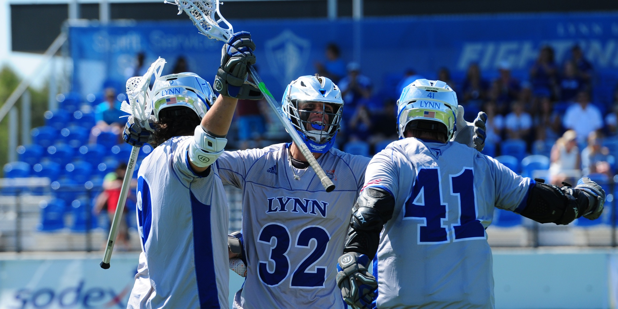 Late Third-Quarter Run Leads Lacrosse to Revenge Victory over Wingate