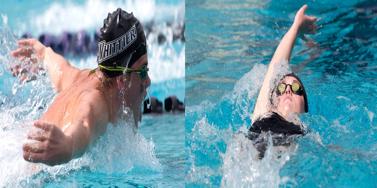 Swim & Dive opens at Malibu Invite