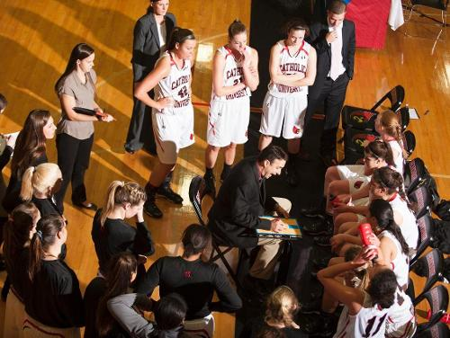 Lady Cards Return to the Hardwood with ECAC Bid