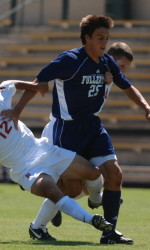 Titans Men's Soccer to Play Widely Varied Spring Schedule