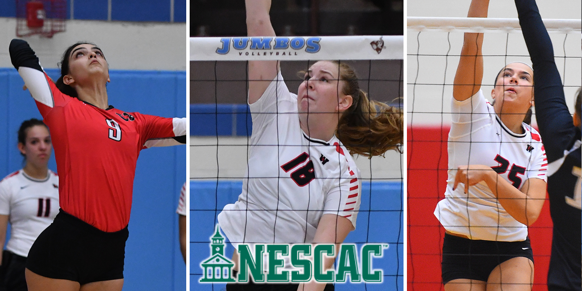 Hilton Named NESCAC Player of the Year; Litinsky and Bellizzi Earn All-Conference