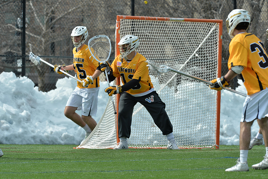 Men's Lacrosse Tripped up by Endicott