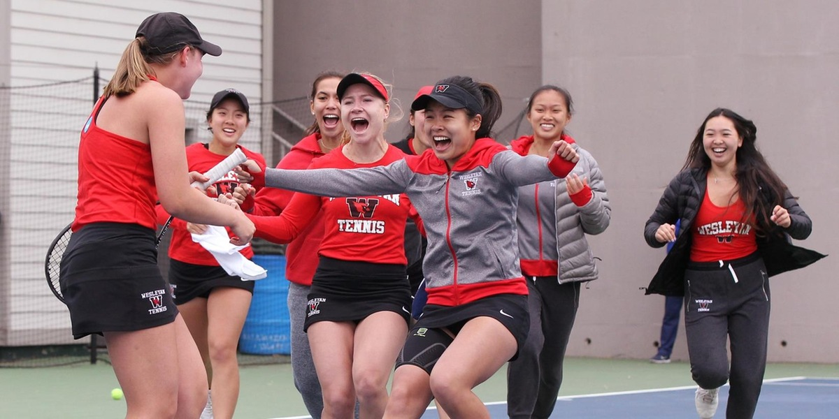 No. 4 Wesleyan Upsets No. 1 Emory 5-4 to Advance to the NCAA Championship Match