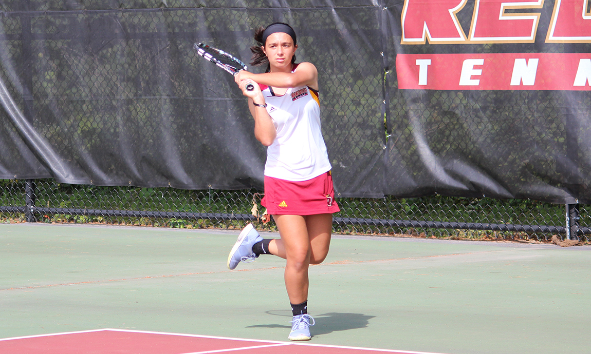 Women's Tennis Falls to Eastern Nazarene
