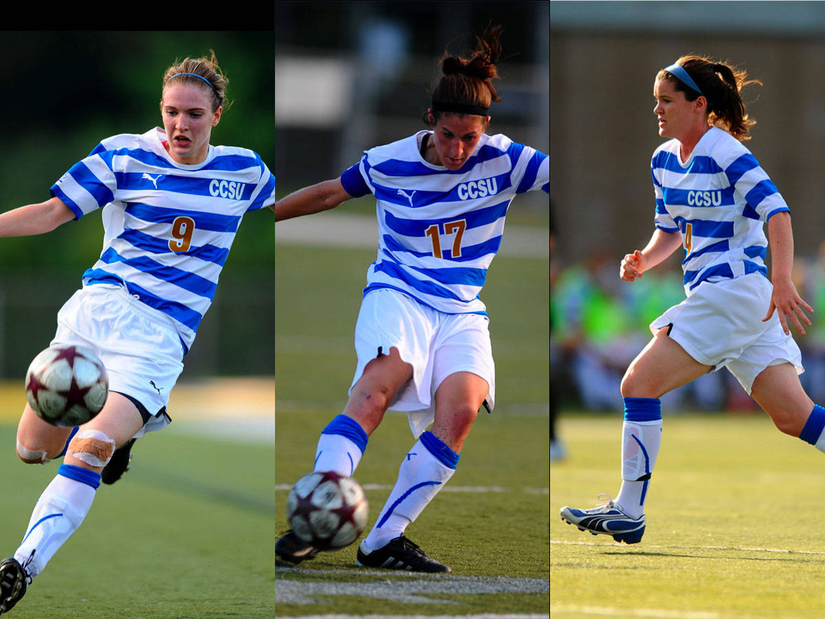Trio of Women's Soccer Players Honored by Northeast Conference After 2-0 Week