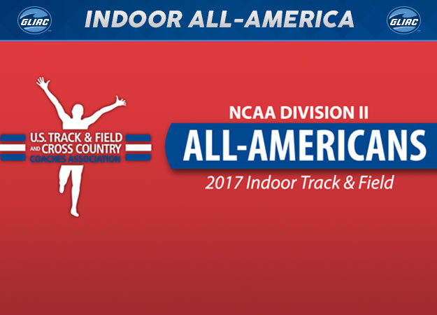 GLIAC Amasses 101 NCAA Division II Indoor Track & Field All-Americans