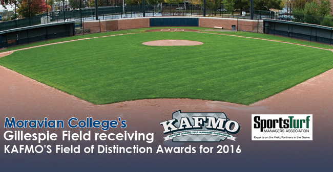 Gillespie Field Named a 2016 Field of Distinction by KAFMO