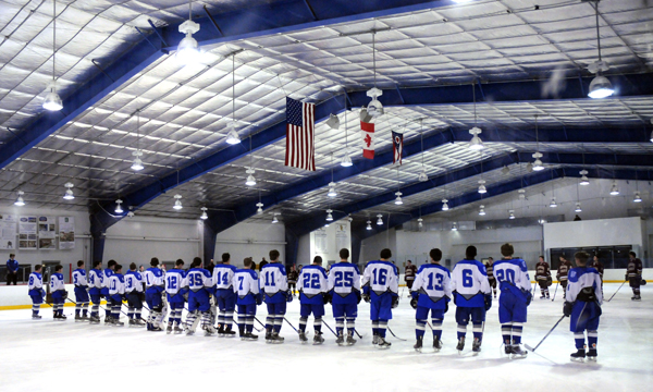 Gilmour Academy Ice Arena
