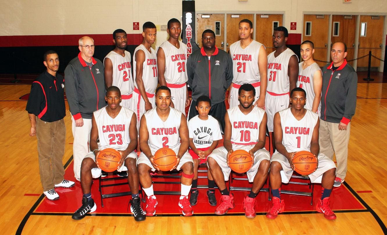 Men's Basketball 2013-2014 Roster - Cayuga Community College