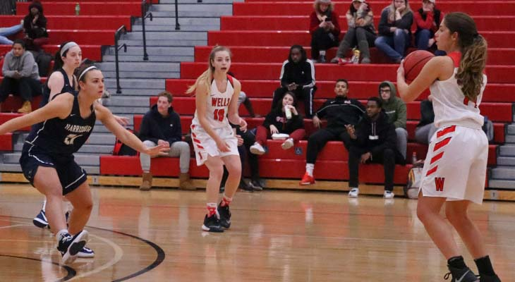 Women's Basketball Team Drops to Gallaudet