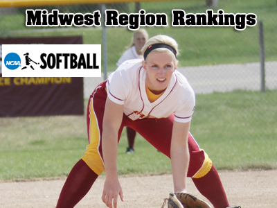 Makenzi Peterson and her Ferris State teammates are ranked 10th in the latest regional rankings.  (Photo by Zeke Jennings/Pioneer)