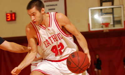 Cardinals Fly High with Win Over Moravian