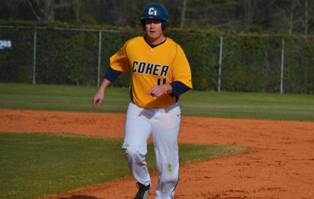 Coker Splits Double-Header with Pfeiffer, Takes Series 2-1