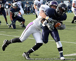 UW-Whitewater defense