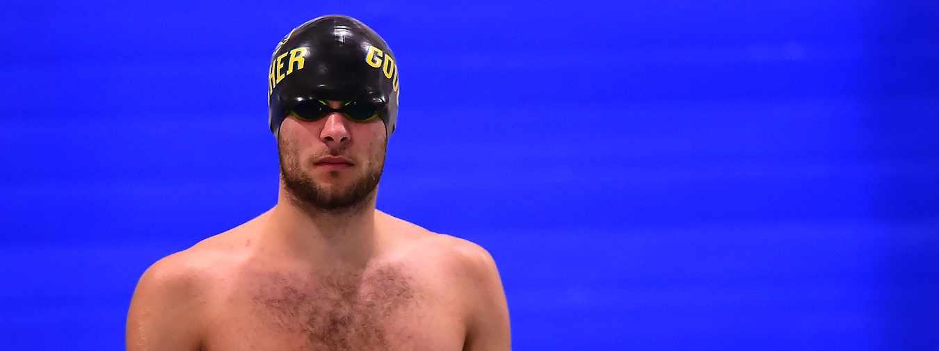Jackson and MacConvery Pace Goucher Swimming In Final Meet Before Landmark Championships