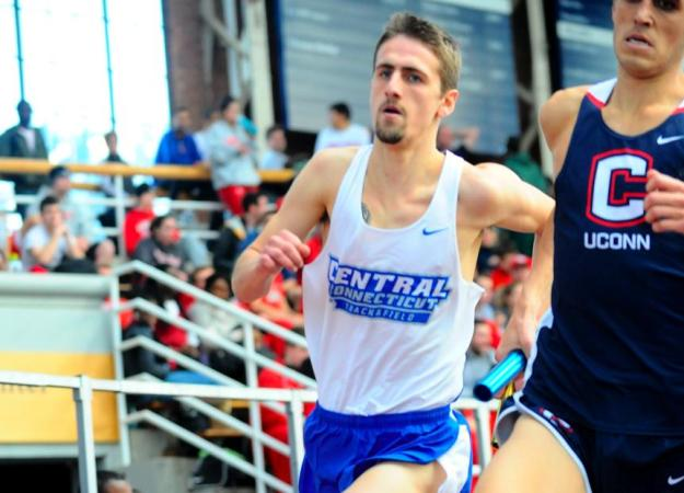 Delbene Sixth in 5,000M at IC4A's