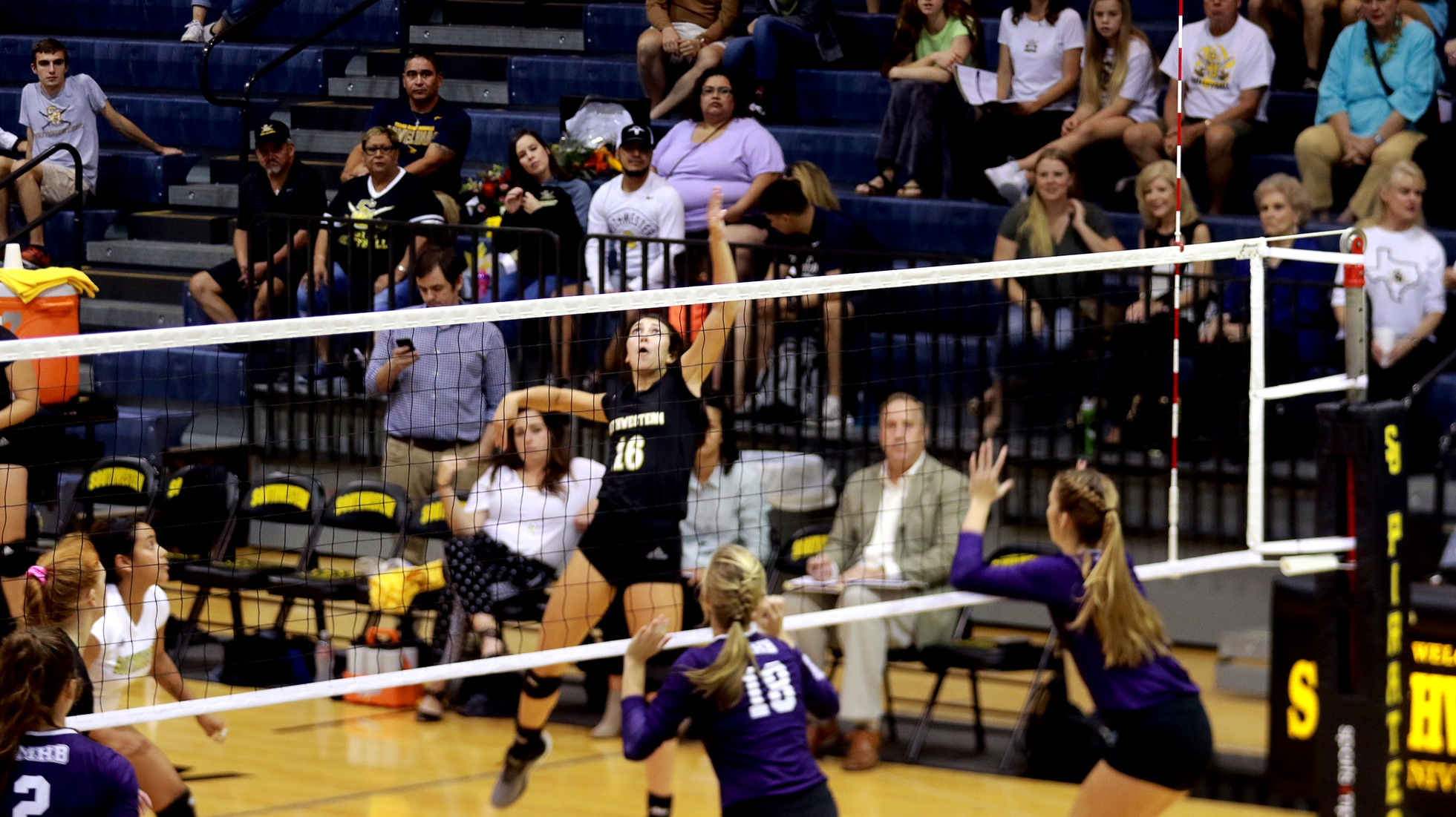 Volleyball Wins Seventh Consecutive Victory