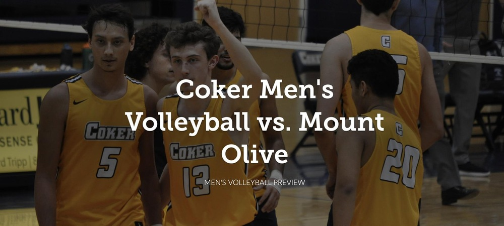 Men's Volleyball Set to Square Off With Trojans in Midweek Tilt
