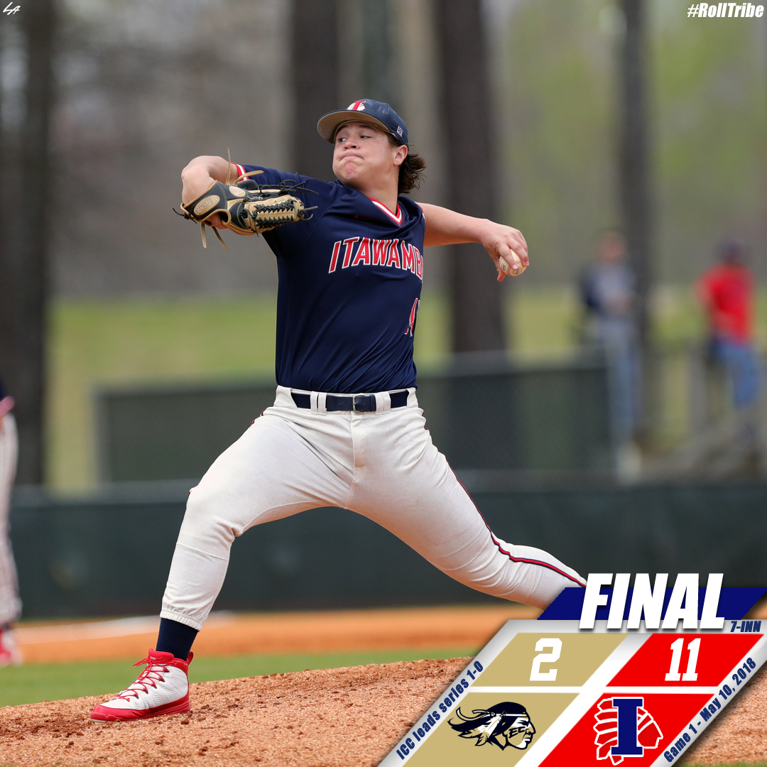 Indians take 1-0 playoff series lead with run-rule win over East Central