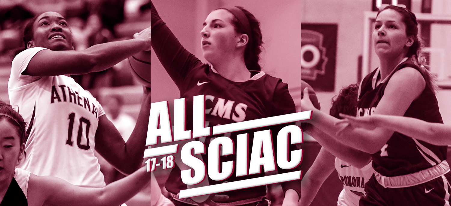 Severt, Love, and Bogle Named All-SCIAC in 2017-18