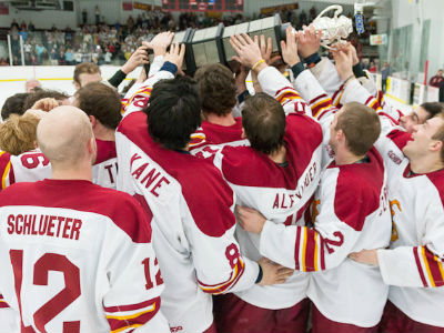 FSU Hockey Still Ranked Third Nationally