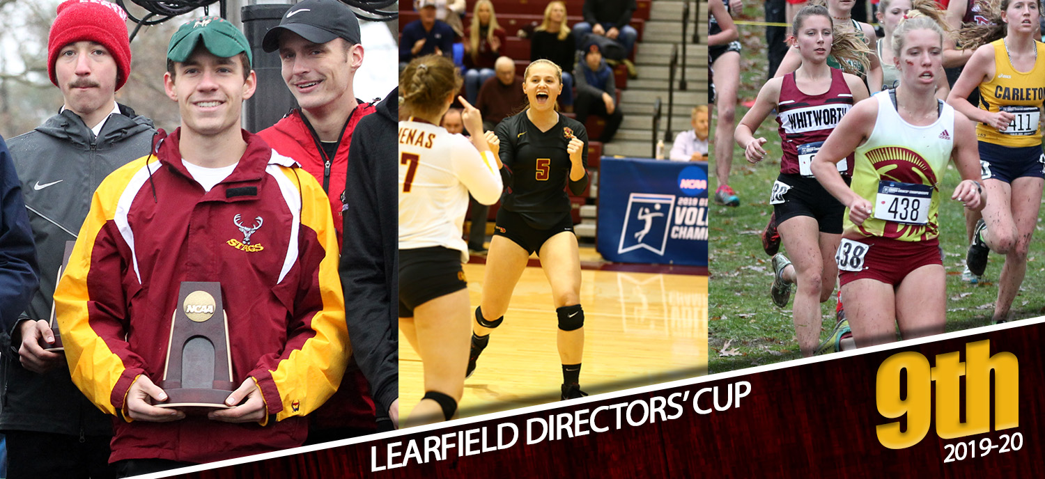 CMS Stands in Ninth Place in First Learfield Cup Standings