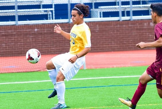 Men's Soccer Falls to William Paterson