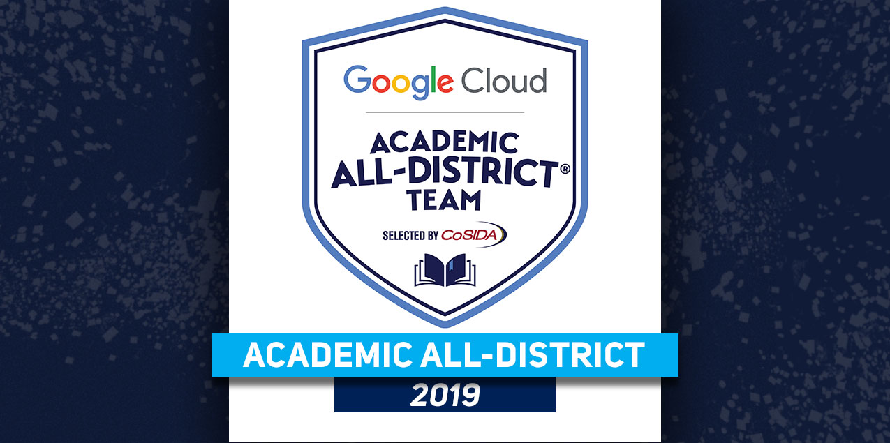 Trinity Lands Two Google Cloud Academic All-District Honorees