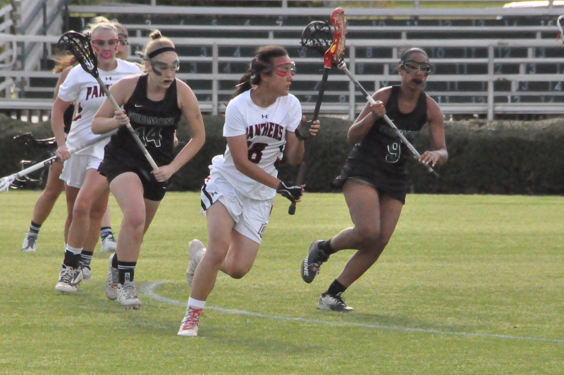 Lacrosse: Piedmont pulls away to beat Panthers in USA South game