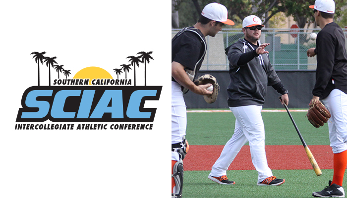 Matthew Mark Named SCIAC Coach of Year
