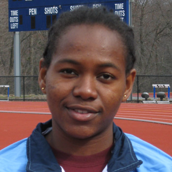 Indoor Track and Field Team Member Jacinta Edebeli Tabbed as Lyon of the Week