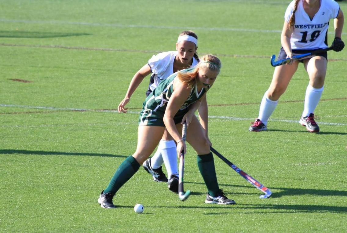 Field Hockey Overpowered by Western Connecticut