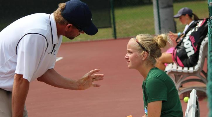 #34 GC Women's Tennis Makes Short Work of GSW, 9-0