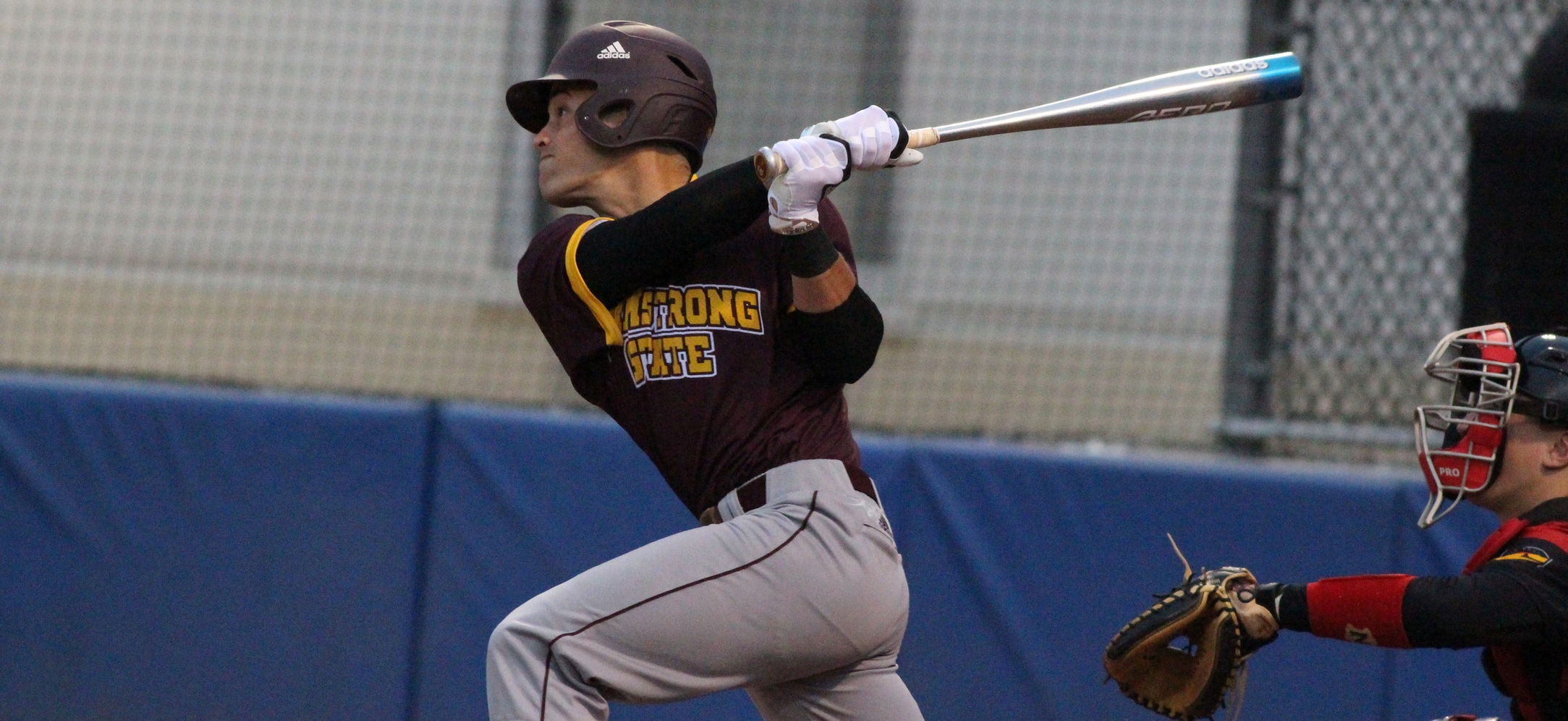 Armstrong State Baseball Splits Pair Of Games In Daytona Beach Sunday