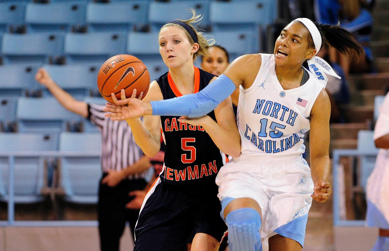 Exhibition season begins with journey to UNC for C-N