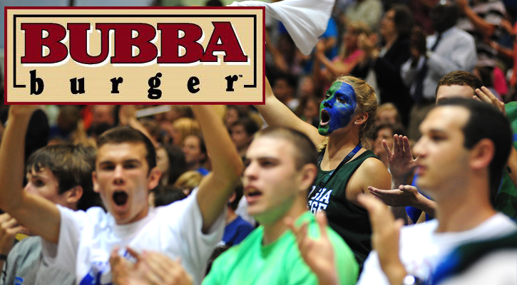Bobcat Madness to Feature BUBBA Burger Eating Contest