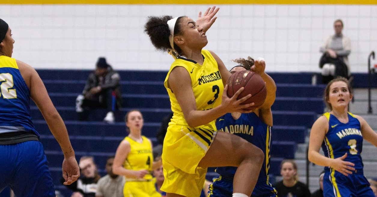 Wolverines earn WHAC win 81-60 over Crusaders