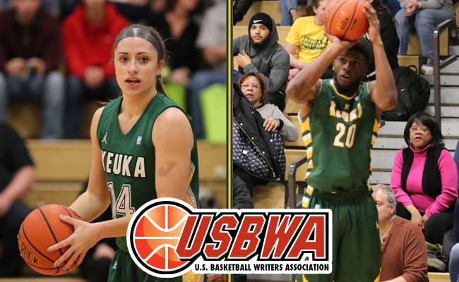 Stuart and Powell Honored by USBWA