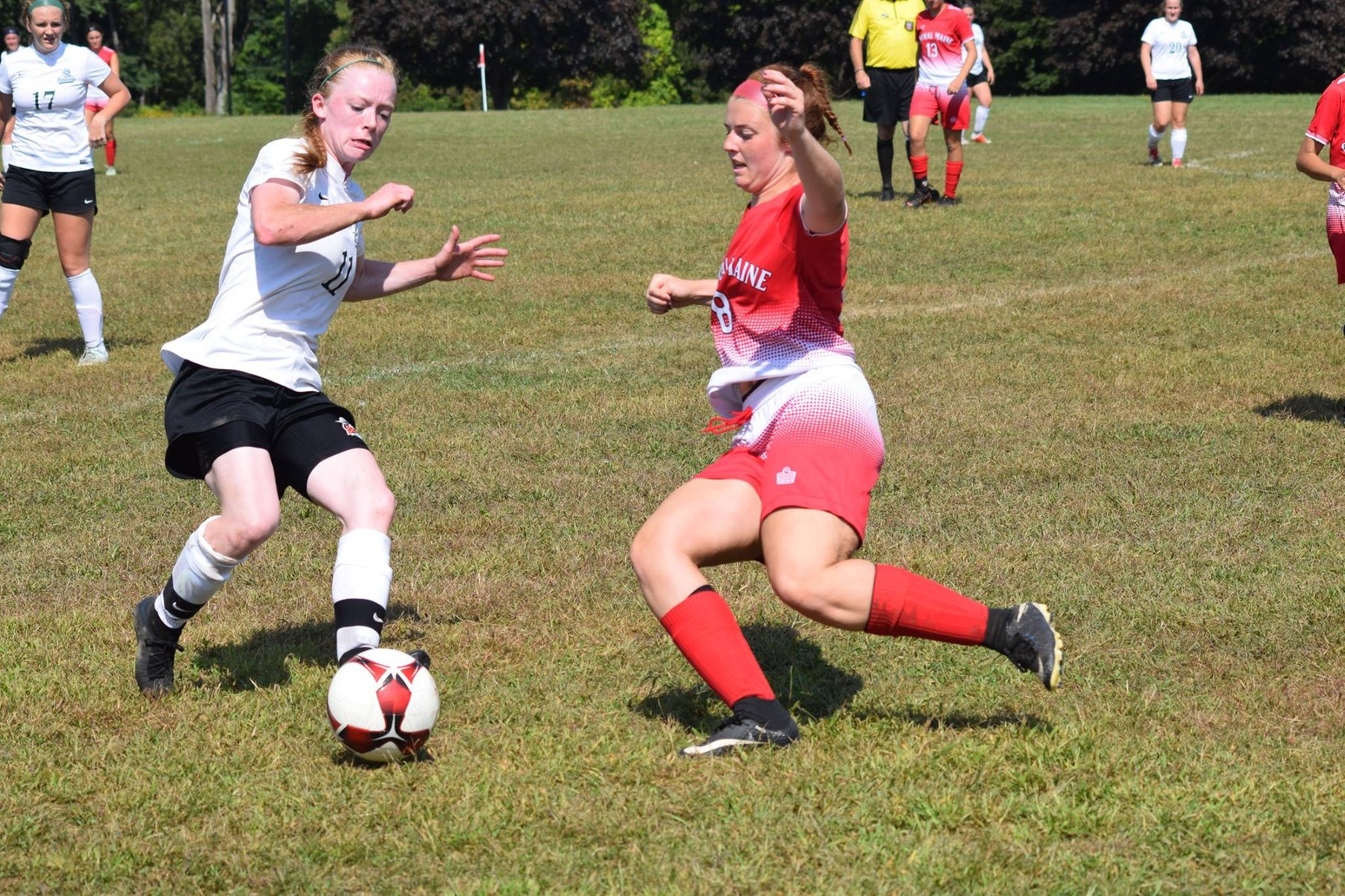 Women's Soccer tames Bobcats, improves to 3-2