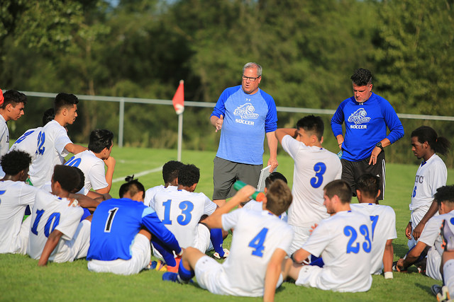 DCTC Men's and Women's Soccer Now Under Direction of One Coach: