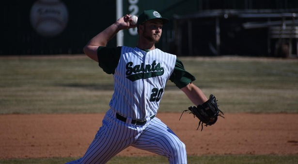 Seward takes two from Redlands in home opener