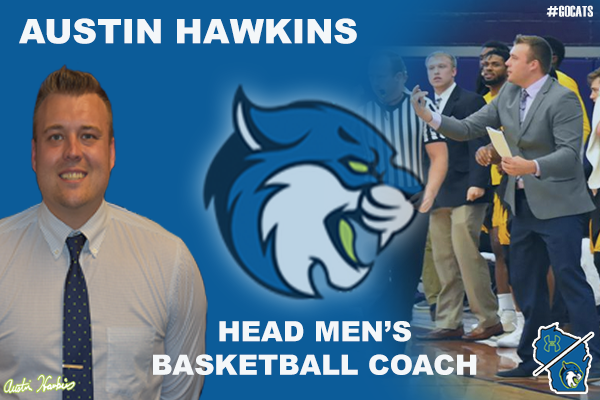 AUSTIN HAWKINS NAMED HEAD MEN'S BASKETBALL COACH AT BRYANT & STRATTON COLLEGE