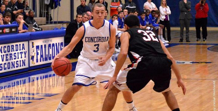 Men's Basketball drops NACC road game at Lakeland