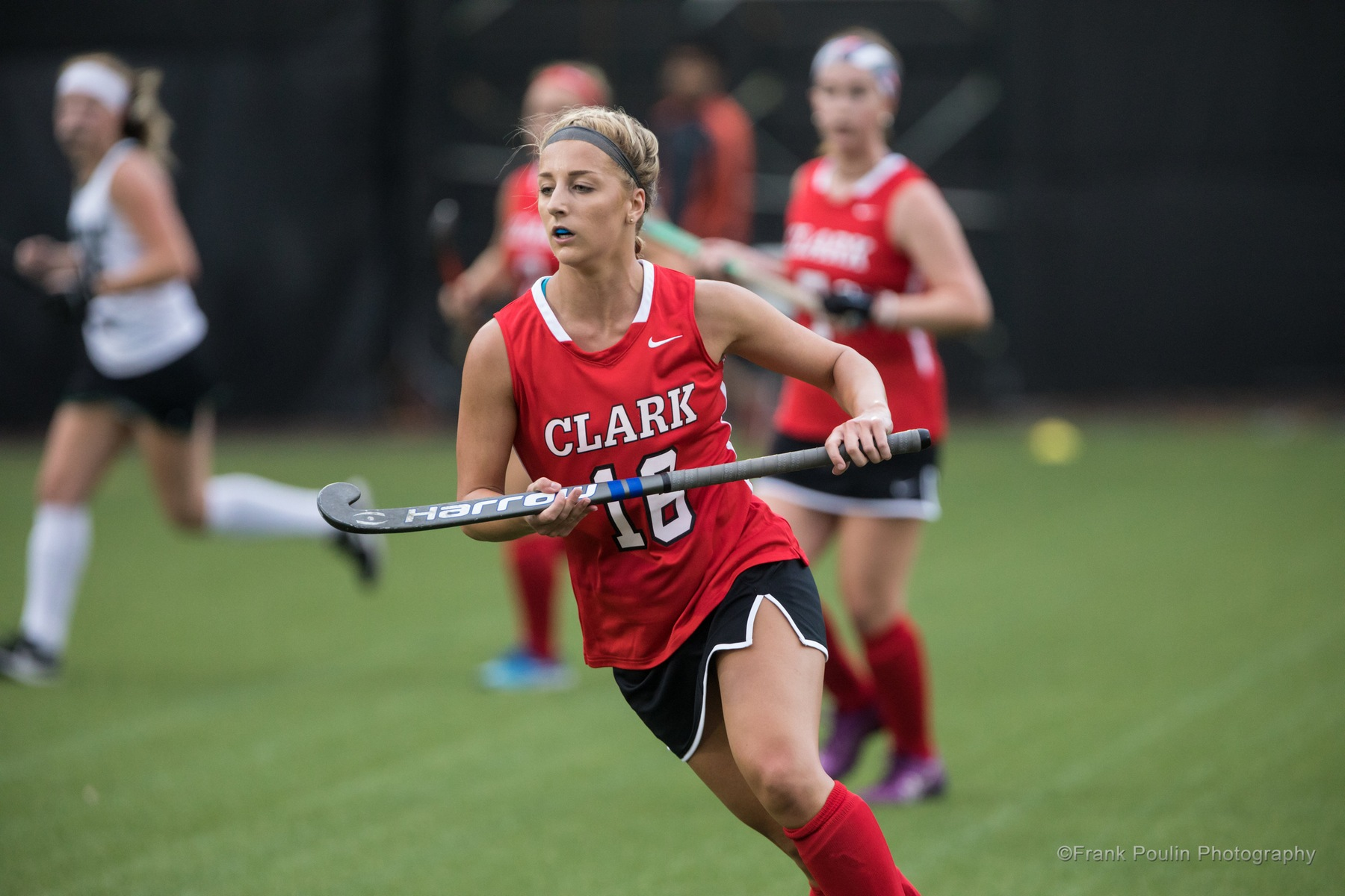 Field Hockey First-years Shine in 2-1 Win Over Nichols