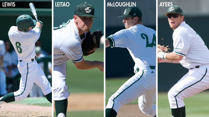 FOUR HORNETS NAMED ALL-WAC; LEWIS EARNS FRESHMAN OF THE YEAR